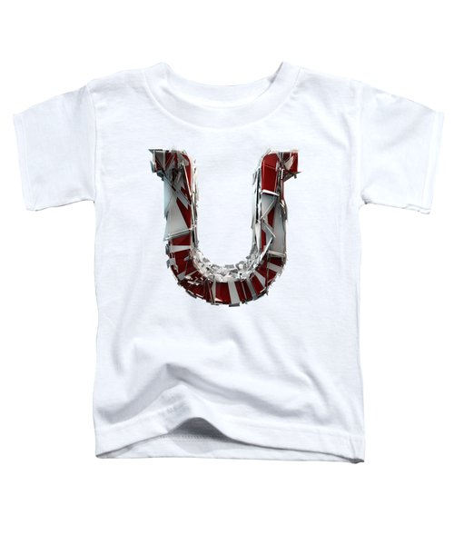 U Is For Utopia Toddler T-Shirt