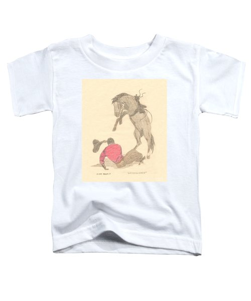 Unconquered Toddler T-Shirt