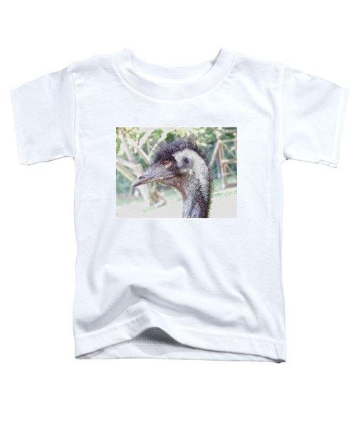 ...und Das Bin Ich, Wenn Ich Wieder Toddler T-Shirt
