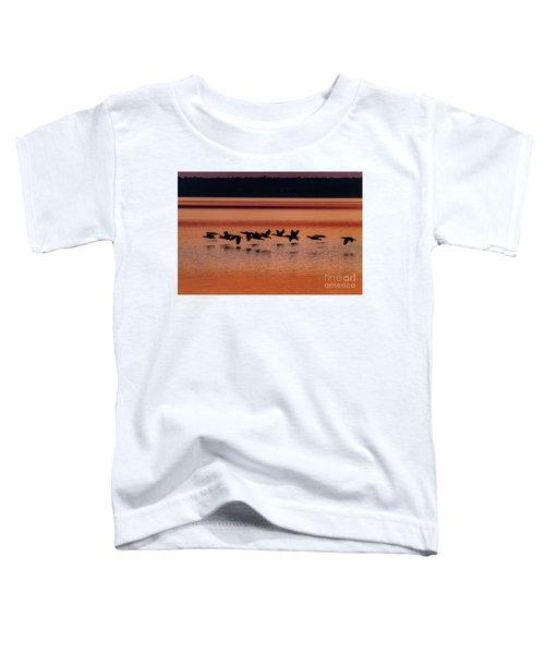 Under The Radar Toddler T-Shirt