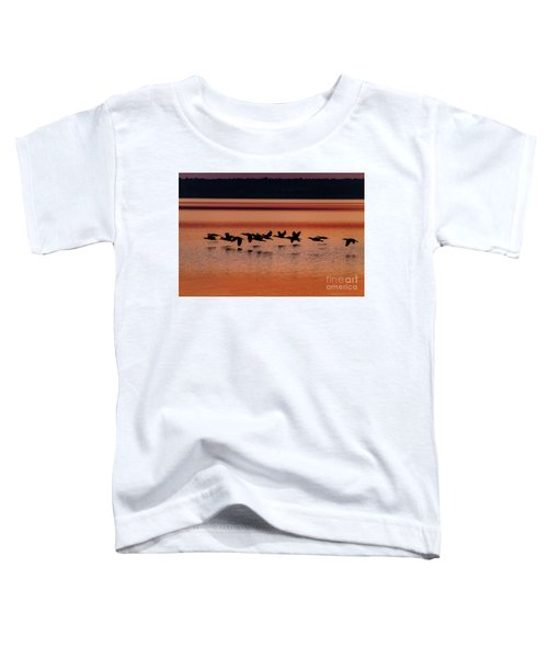 Under The Radar Toddler T-Shirt