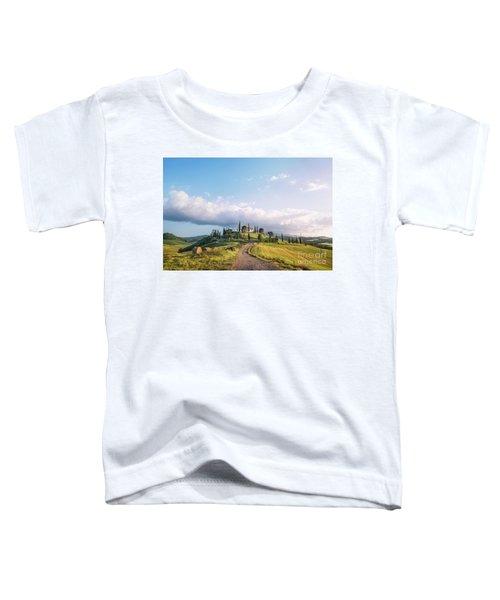 Under The Tuscan Sun Toddler T-Shirt