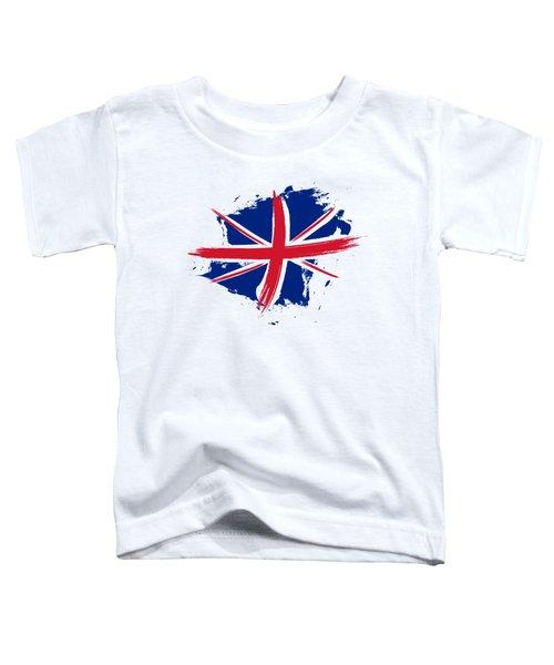 Union Jack - Flag Of The United Kingdom Toddler T-Shirt