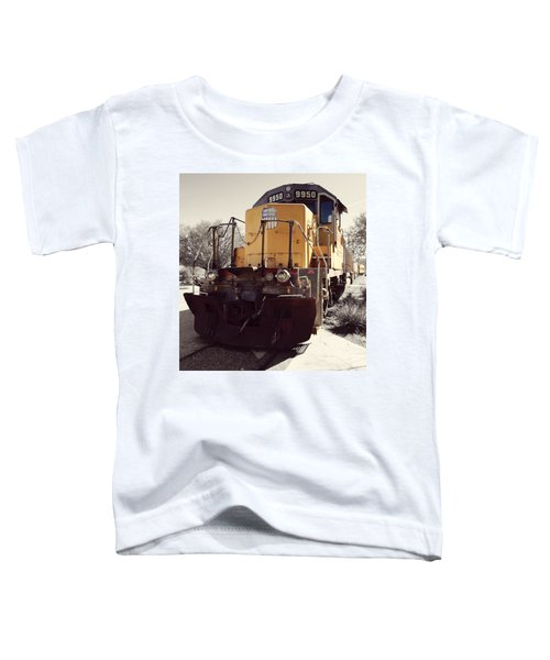Union Pacific No. 9950 Toddler T-Shirt