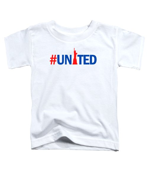 #united Toddler T-Shirt