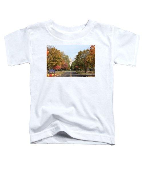 University Of Notre Dame Toddler T-Shirt