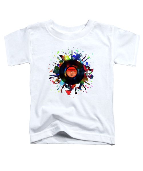 Unplugged Toddler T-Shirt