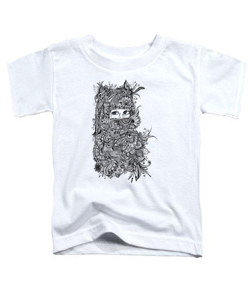 Unspoken Words Toddler T-Shirt