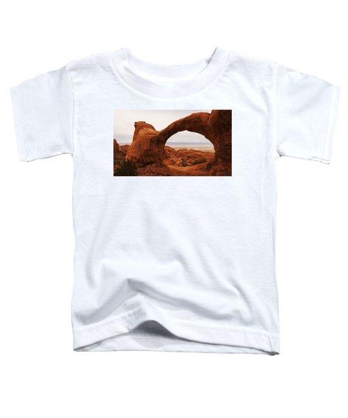 Upper Double O Toddler T-Shirt