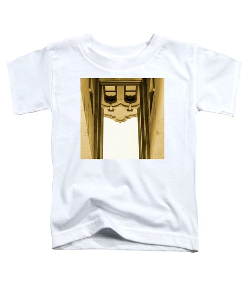 Urban Portals - Architectural Abstracts Toddler T-Shirt