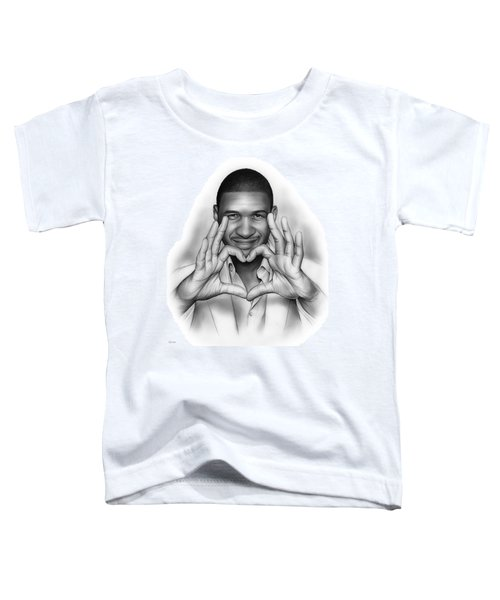 Usher Toddler T-Shirt