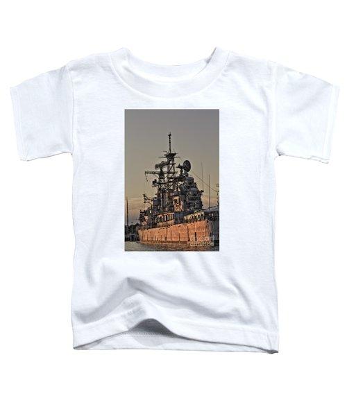 U.s.s Little Rock Toddler T-Shirt