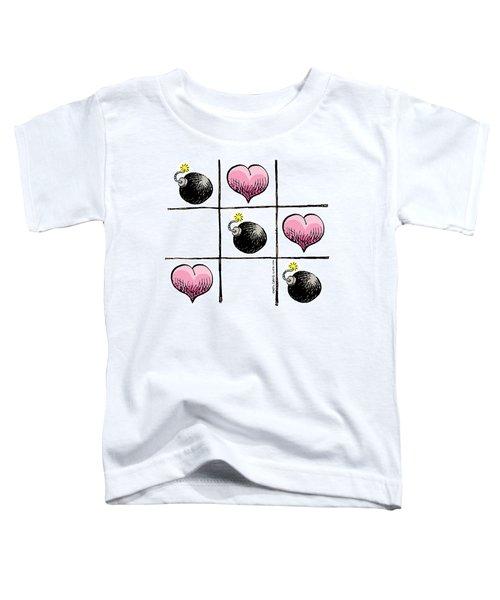 Valentine Violence Toddler T-Shirt