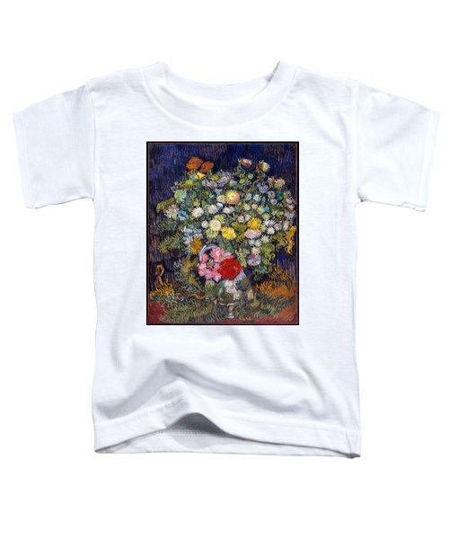 van Gogh's Vase          Toddler T-Shirt