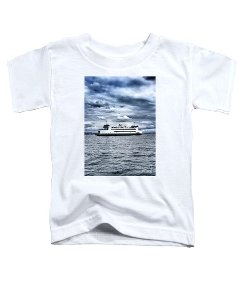 Vashon Island Ferry Toddler T-Shirt