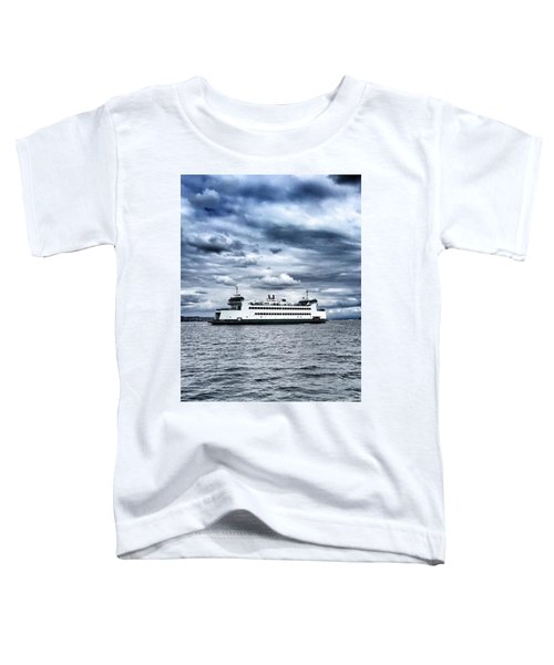Vashon Island Ferry Toddler T-Shirt