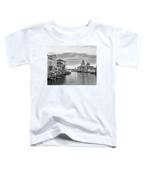 Venice Morning Toddler T-Shirt