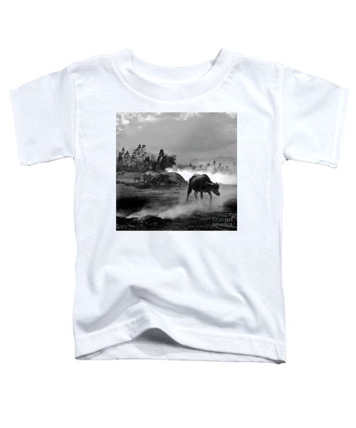 Vietnamese Water Buffalo  Toddler T-Shirt