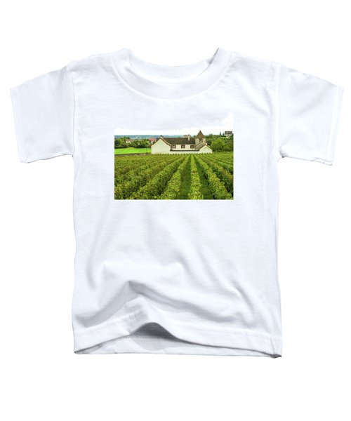 Vineyard In France Toddler T-Shirt
