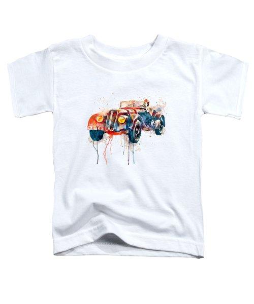 Vintage Driver  Toddler T-Shirt