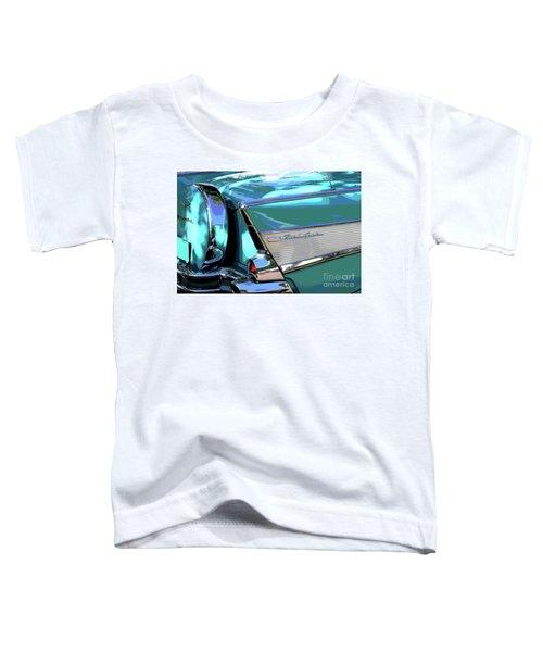Vintage Chevrolet Belair Toddler T-Shirt