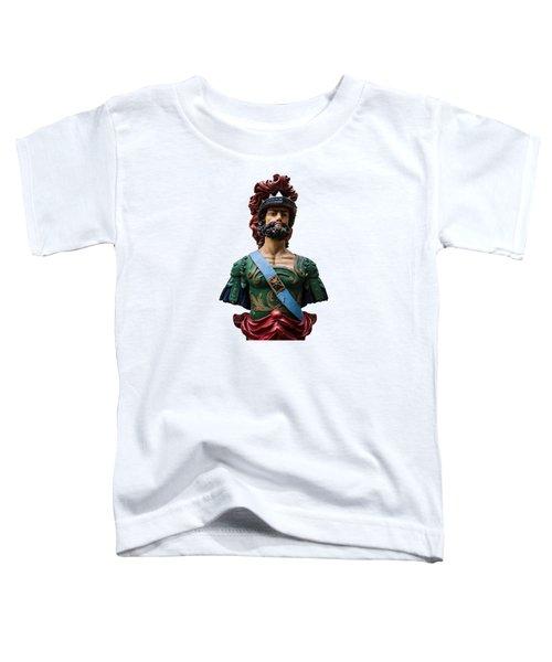 Vintage Ships Bust Toddler T-Shirt