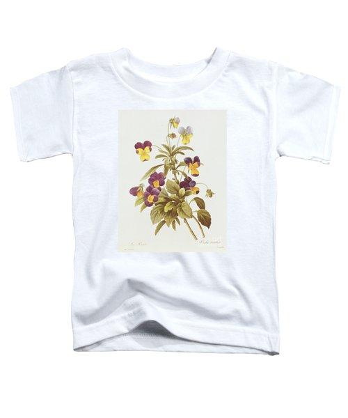 Viola Tricolour  Toddler T-Shirt