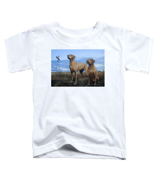 Vizslas Toddler T-Shirt