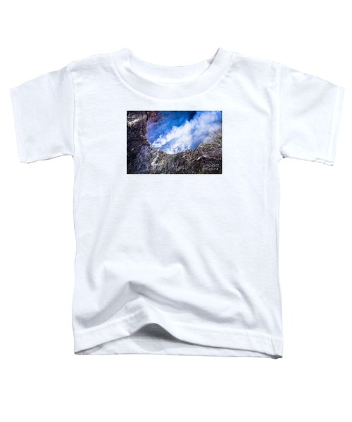 Kilauea Volcano Toddler T-Shirt