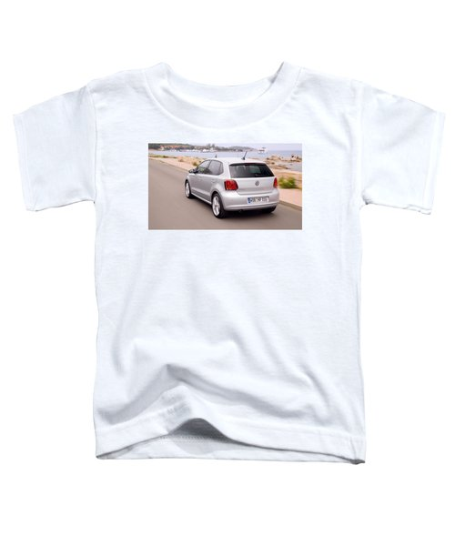 Volkswagen Polo Toddler T-Shirt