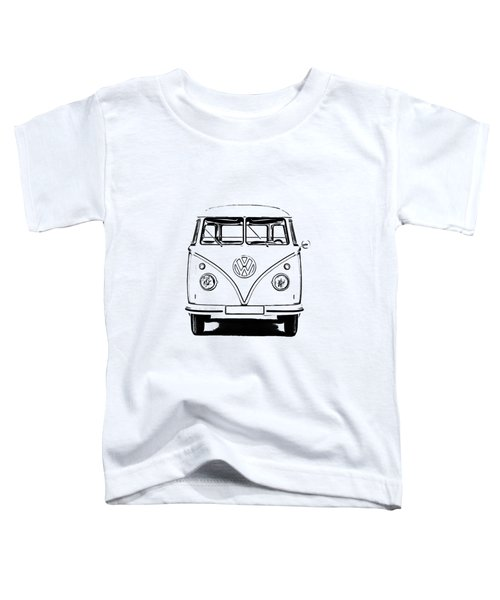 Bus  Toddler T-Shirt