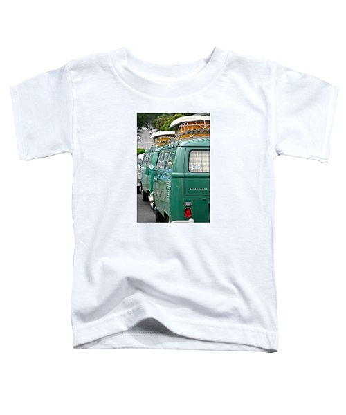 Vw Buses #carphotographer #vw #vwbus Toddler T-Shirt
