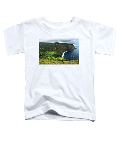 Waipio Valley Toddler T-Shirt