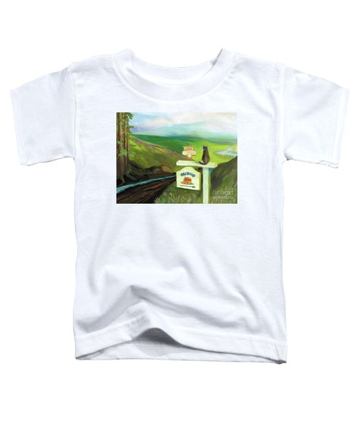 Waiting For Andy Toddler T-Shirt