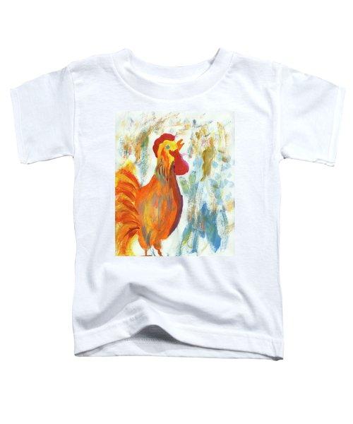 Wake Up Call Toddler T-Shirt