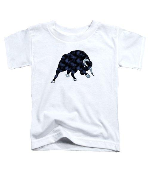 Wall Street Bull Market Series 1 T-shirt Toddler T-Shirt