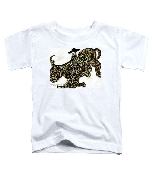 Tommervik Wall Street Bull Market  Toddler T-Shirt