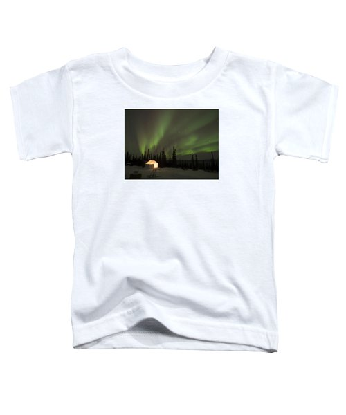 Wall Tents And Aurora Toddler T-Shirt