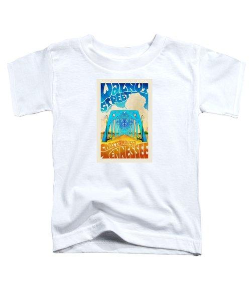 Walnut Street Poster Toddler T-Shirt