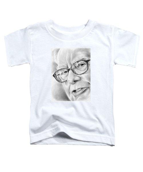 Warren Buffett Toddler T-Shirt