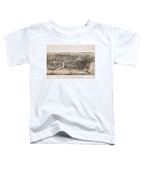 Washington D.c., 1892 Toddler T-Shirt