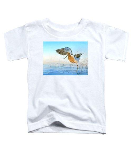 Water Ballet Toddler T-Shirt