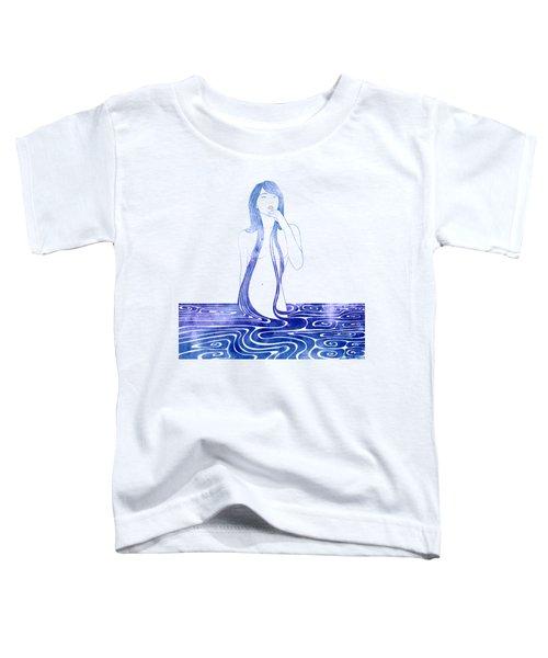 Water Nymph C Toddler T-Shirt