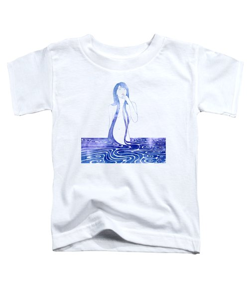 Water Nymph C Toddler T-Shirt