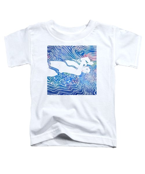 Water Nymph Lxxxiii Toddler T-Shirt