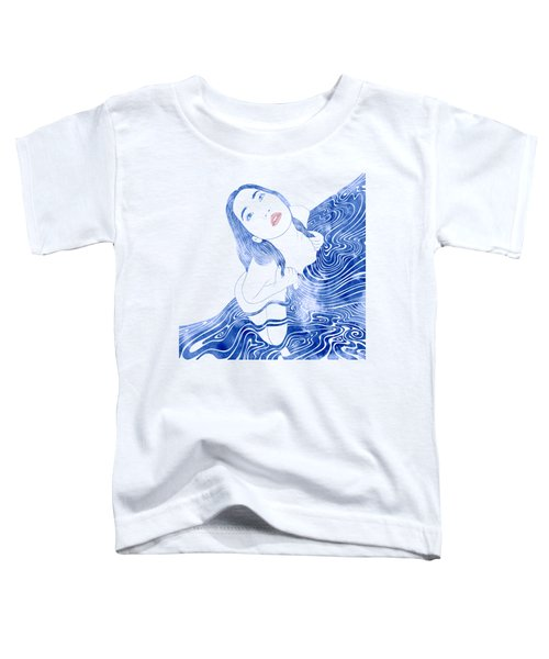 Water Nymph Xcvii Toddler T-Shirt