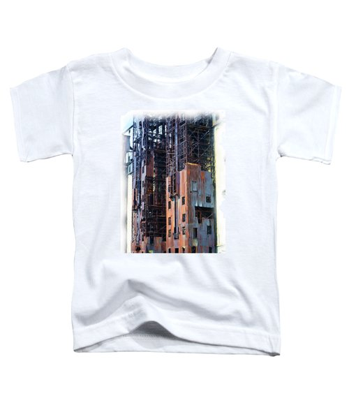 Waterfront Decay One Toddler T-Shirt