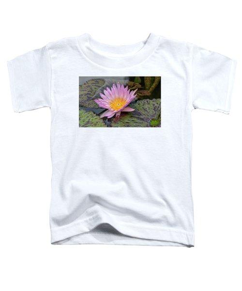 Waterlily Toddler T-Shirt