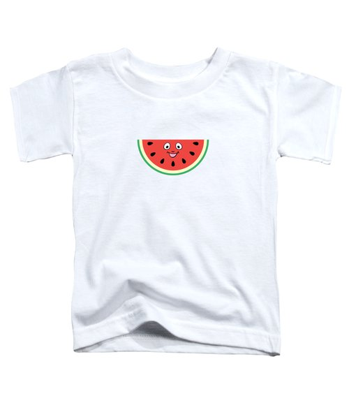 Watermelon Ornament Toddler T-Shirt