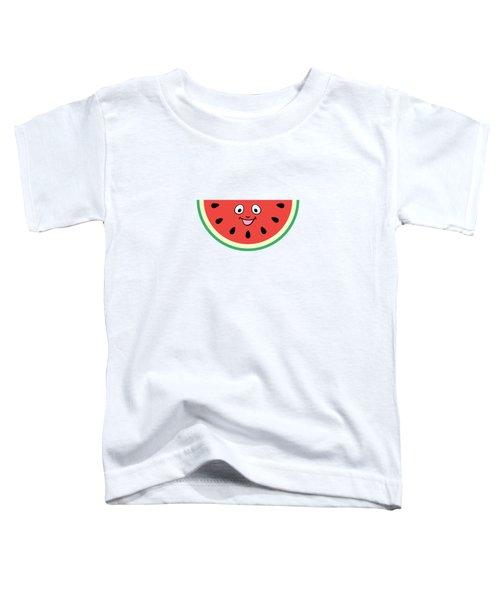 Watermelon Ornament Toddler T-Shirt